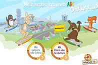 Szene aus der Mitmach-Geschichte; Bild: Internet-ABC