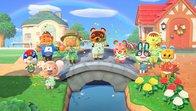 """Bild aus dem Spiel """"Animal Crossing - New Horizons"""" von Nintendo"""