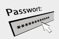 Passwort; Bild: Internet-ABC