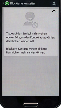 Whatsapp bei warum männer blockieren WhatsApp blockiert:
